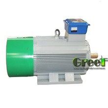 10kW 220V 240V magnetic motor generator,axial flux,with SKF bearing