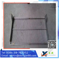 pe/pvc coated refrigerator shelf wholesale
