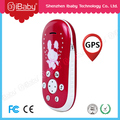 Ibaby NO screen Q5GN LBS GPS mp3 gps handphone for kids