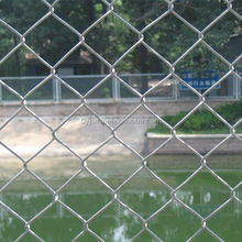 6ft Chain Link Fence Panels/Galvanized Chain Link Wire Mesh