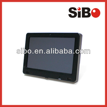 On Wall Android Tablet With WIFI,POE,RS232/RS485 For Automation&Control