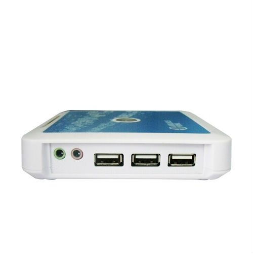 lowest price thin client N380 Inbuilt with Win CE 6.0 OS support multi user network computing terminal