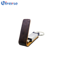 Leather 16Gb 500Gb Wireless Usb Flash Drive