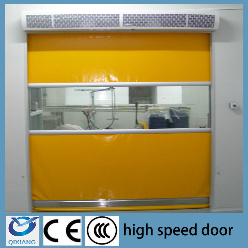 Guangzhou best quality Sliding door interior fast speed door