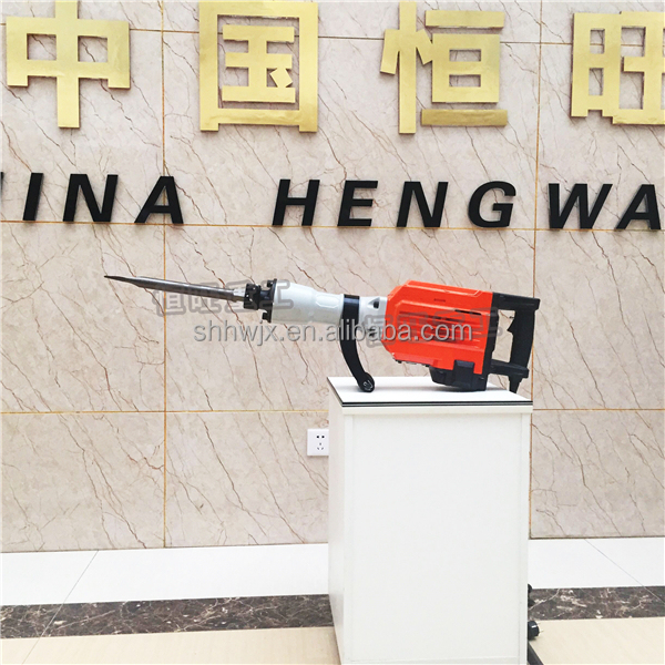 high frequency air compressor with jack hammer in hengwang