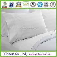 100 Cotton Hotel Bed Sheet Sets 400TC Combed Cotton Bed Linens