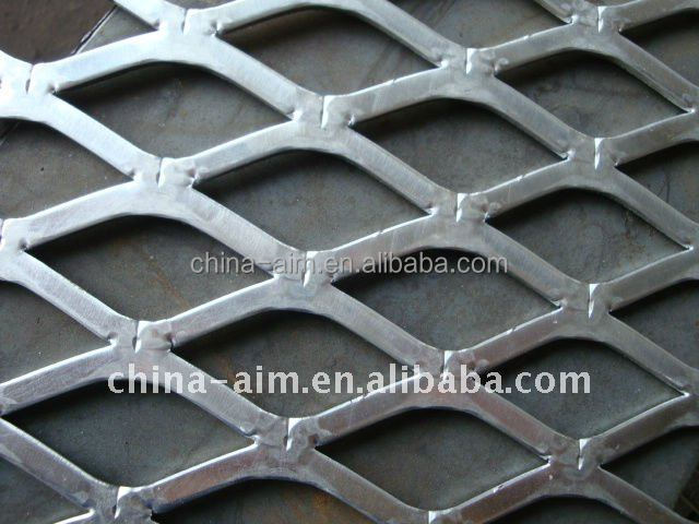 High quality expended metal mesh for extermal wall cladding