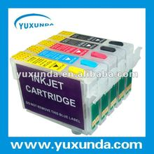 Refillable Cartridge for Epson T13 T20 T21 T40W TX200 TX209 TX210