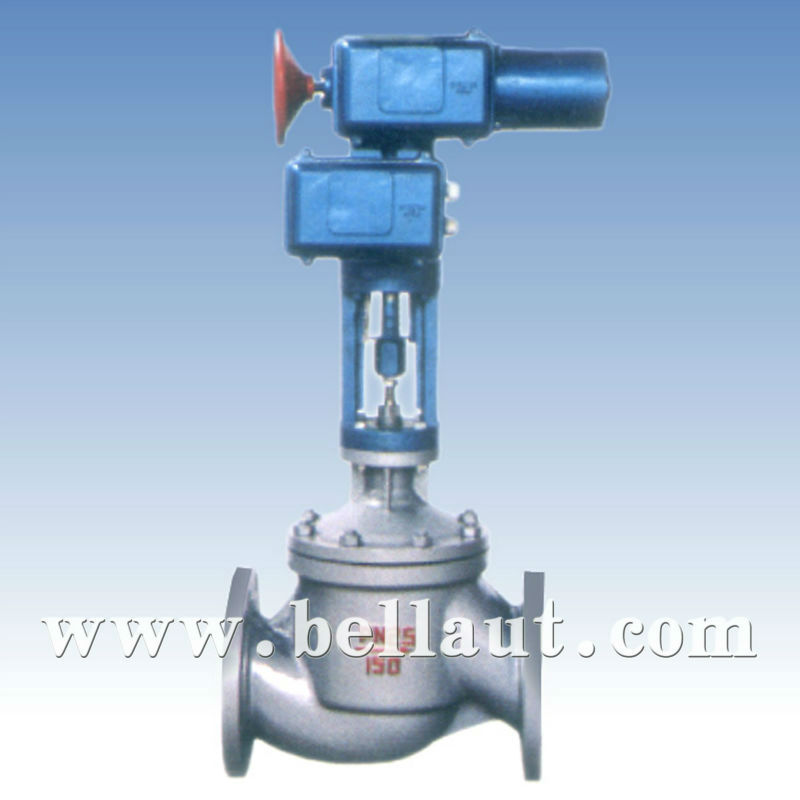 Electrical operated directional control valve for Water, gas, oil