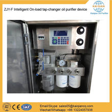 2017 New Condition Online Load Tap Insulating Oil Purifier