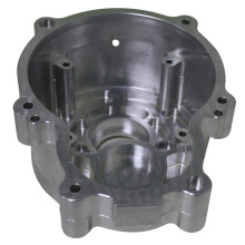 High quality Precision CNC Machined Motorcycle Engine parts Crankcase KPH Crankcase Cover R Aluminum die casting