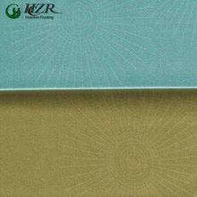 100% polyester embossed 3 pass wholesale curtain