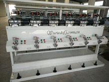 The knitting industry use hard/tight cone yarn winding machine manufacturer