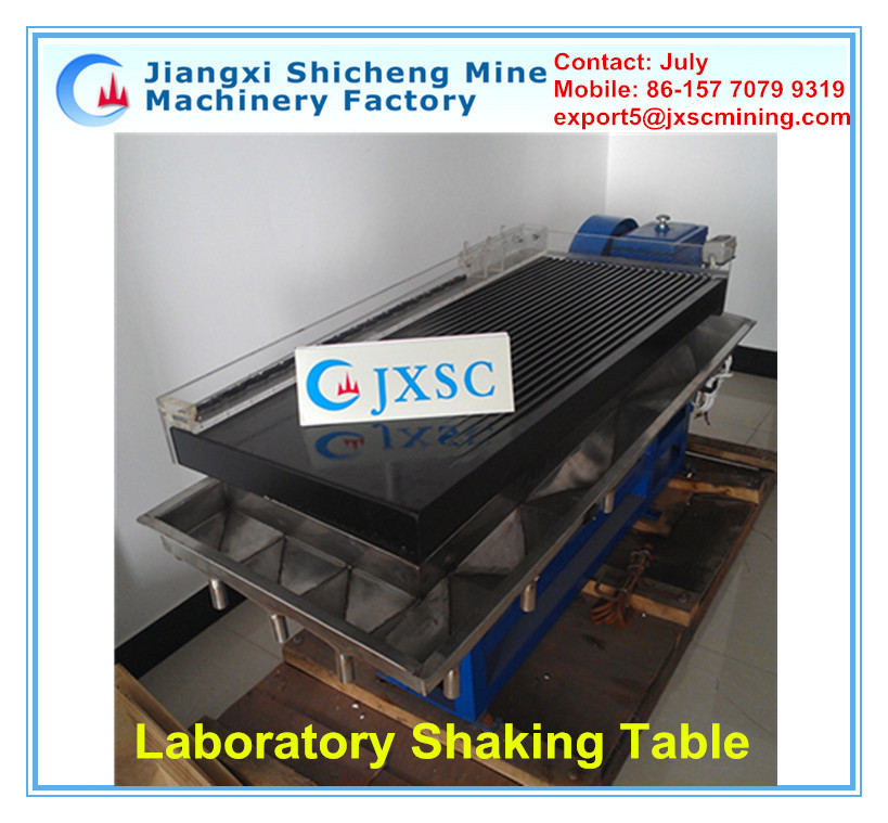 gold mining shaker table,small scale gold wash plant