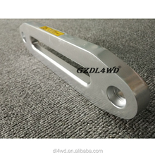 4x4 Aluminum Hawse Winch Fairlead For Synthetic Winch Rope