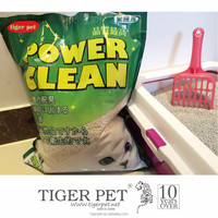 10L 2015 new best clean activated carbon pure pine wood kitty littter dust-free