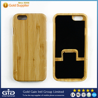 New Natural Bamboo Cell Phone Case For iPhone 6