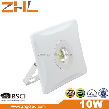 CE IP65 10W 30W 50w 100w 200w outdoor cob led flood light