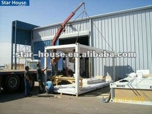 Flat pack house(certified by CE,B.V.,CSA &AS)