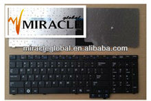 For Samsung R730 R720 BLACK laptop keyboard