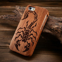 2014 New Products Bamboo Phone Case,For Iphone 5 Wooden Case,Case For iPhone 5s Back Cover New arrival Unique Design Phone cover