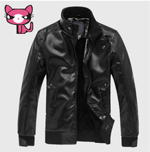 Waterproof windbreaker life motorcycle army winter man leather jacket