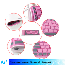 New Mini Wireless Keyboard Bluetooth Keyboard 3.0 Mini Bluetooth Keyboard for Smart phone Android OS PC