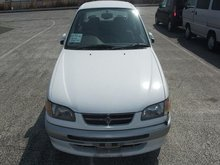 1996 Used Car Toyota Corolla contact sedan 1,500cc