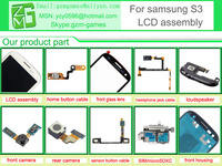 Mobile Phone i9300 LCD, for Samsung i9300 LCD for Galaxy S3 LCD with Digitizer Assembly