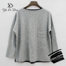 Latest New Design Fashion Wholesale Wool Sweater Design For Girl,Cashmere Sweater