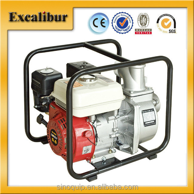 3 Inch Pressure Control Honda Type Gasoline Water Pump For Sale