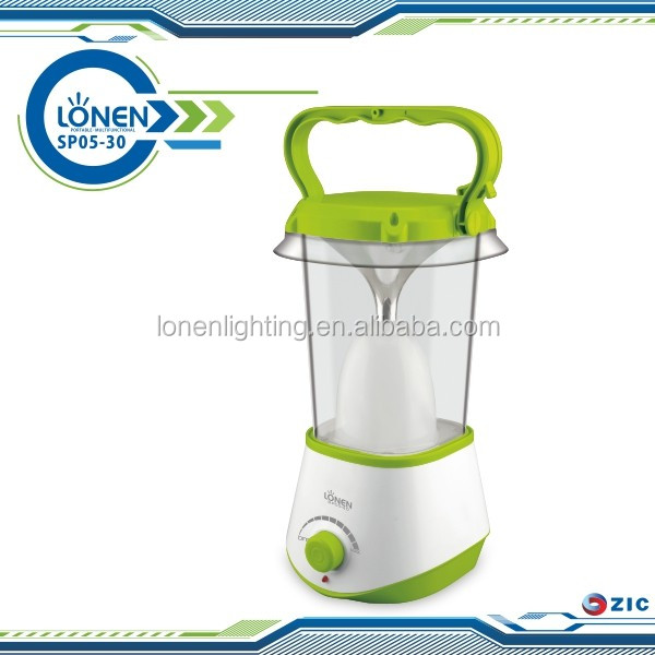 LONEN 50 SMD light wholesale rechargeable solar led plastic lanterns