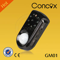 China manufacturers hidden camera GM01 infrared intruder alarm security equipment digital camera