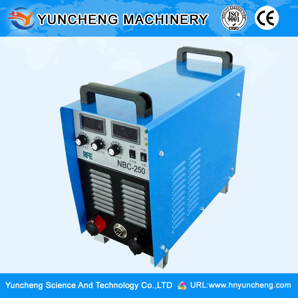 Three phase portable arc welding machine