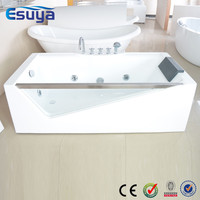 Alibaba China bath up portable bathroom bath cheap whirlpool massage bathtub