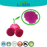 lsherb direct supply red (Hylocereus undatus) dragon fruit juices powder