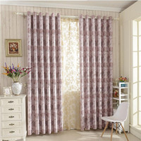 shopping online websites Pleated blinds grommet top curtains