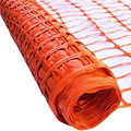 HDPE plastic orange building safety netting