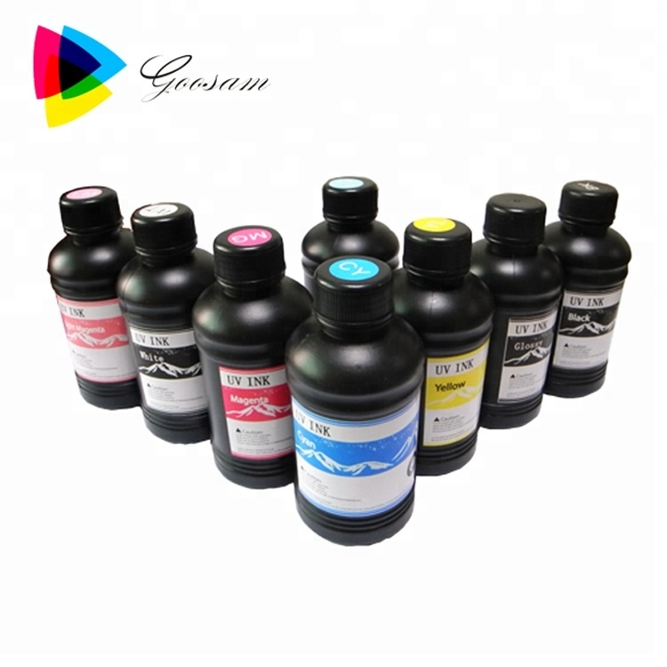 uv inkjet printer ink for Konika printer