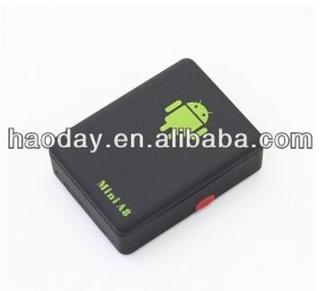 Mini Global Real Time GSM/GPRS/GPS Tracking Device Mini With SOS Button