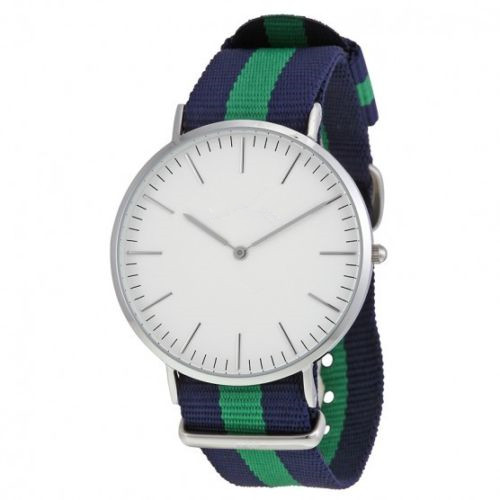 fashion style customize watches canvas strap