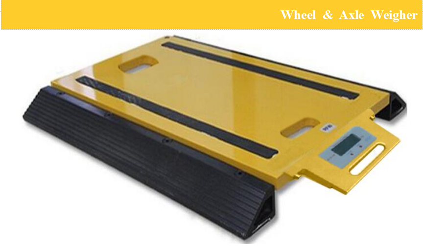 15 ton 30t portable truck wheel axle load weighing scales system