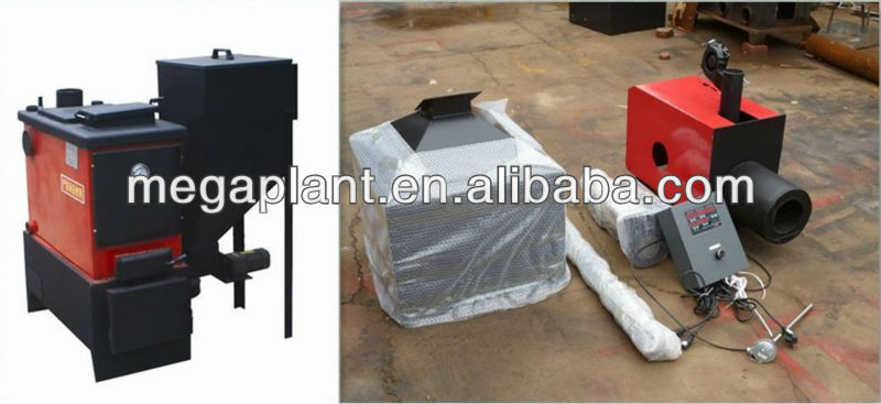 Energy Saving Equipment biomass wood pellet burner for sale