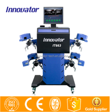 INNOVATOR hot sale wireless wheel alignment with CE