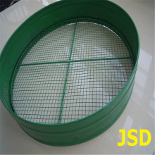Hot sale!!! 36CM METAL GARDEN RIDDLE SIEVE 8mm, 10mm, 12mm MESH HOLE SIZE COMPOST SOIL RIDDLE