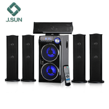 HOT!!! Double woofer hifi 5.1 used home theater system
