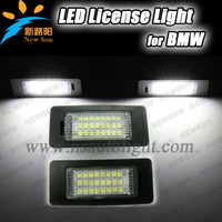 led license plate lamp for bmw e82 e88, led number plate light for bmw e90 e91 e92 e93, led license plate light for bmw e39 e60