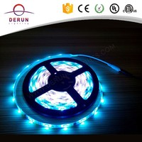 Cuttable 5v 5050 ws2812b individually addressable led strip light