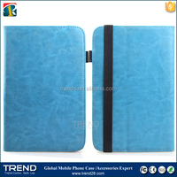 wholesale price universal wallet leather case for tablet