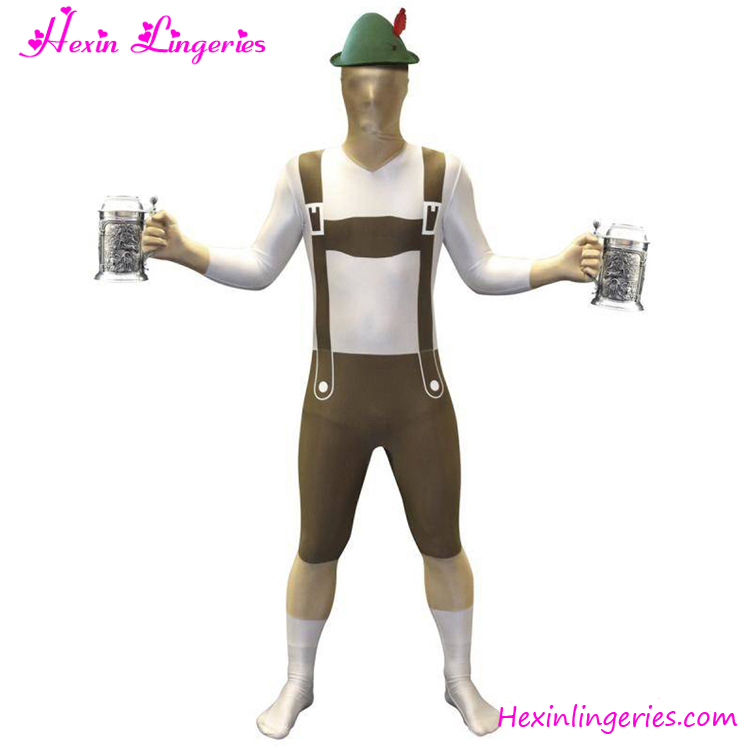 New Arrival Oktoberfest Beer Costumes Sexy Gay Men